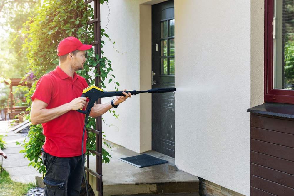 Exterior House Washing Services Bellingham WA