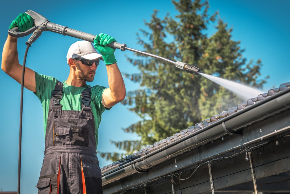 Roof Cleaning Company Bellingham WA