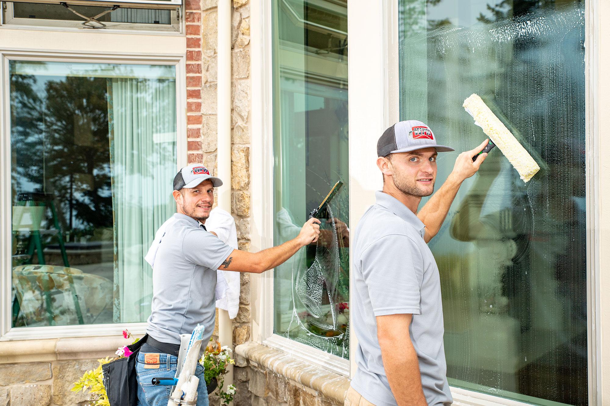 window cleaning bellingham